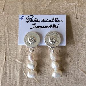 Perles de culture Cristal de Swarovski  | 22 €