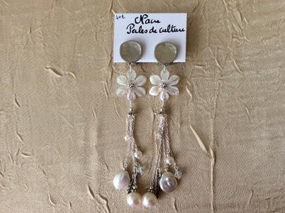 Nacre et perles de culture | 40 €