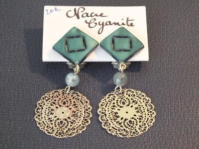 Nacre, Cyanite | 20 €