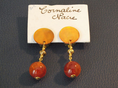 Cornaline, Nacre | 20 €