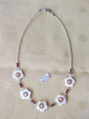 Perles de culture, Nacre, Grenat | NC €