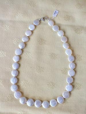 Perles de culture plates   70 €