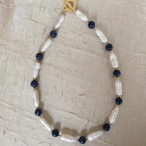 Lapis lazuli Perles de culture   45 €
